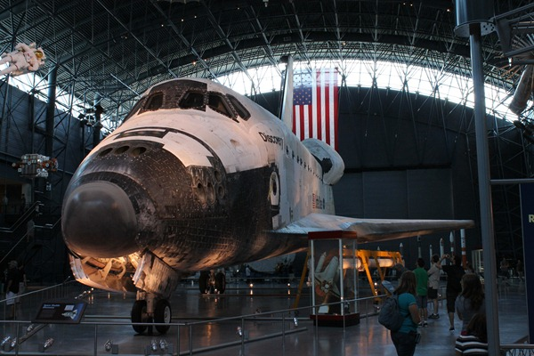space shuttle discovery location - photo #14