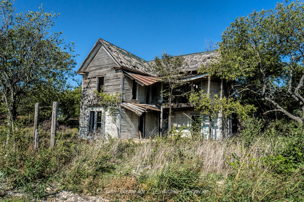 Abandoned farm house in eddy texas james johnston for Farmhouse homes